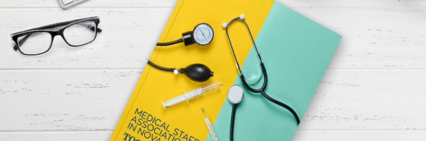 Cover image of medical staff associations tool kit